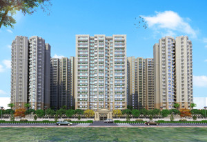 Vaibhav Heritage Height by B S Buildtech