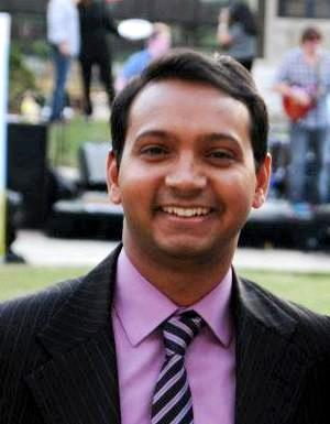 Gaurav Kumar, a risk manager at National Museum Foundation, Atlanta