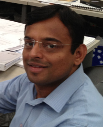 Shreyansh Chandra, an Atlanta-based architect