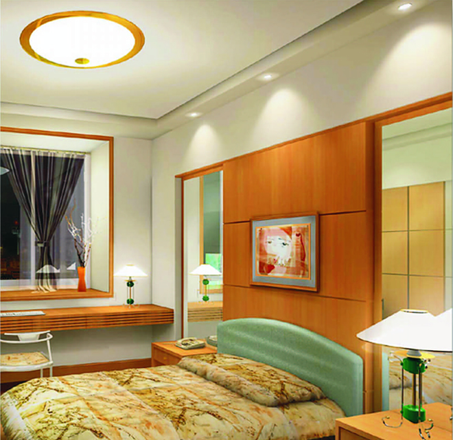 Interior Of Bedroom According To Vastu