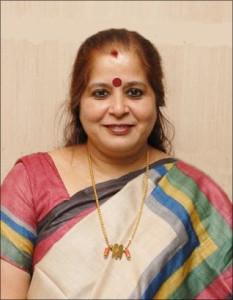 Usha Anant Subramaniyam, CMD, BMB