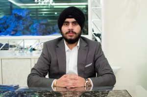 Mr. Arjunpreet Singh Sahni.Executive Director.Solitairian Group