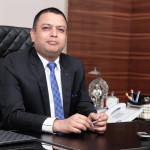 Mr. Dhiraj Jain, Director Mahagun Group.