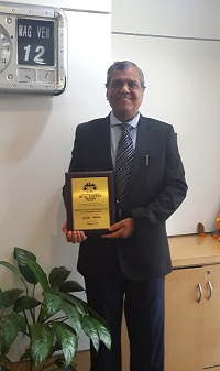Mr. Rajesh Kumar Singhal, President Projects, Central Park