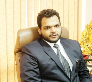 Mr Abhishek Goyat Managing Director Antriksh Group