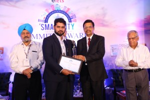 Snart initative of the year award Antriksh Group_No Loan Day campaign_ Smart City pic 3