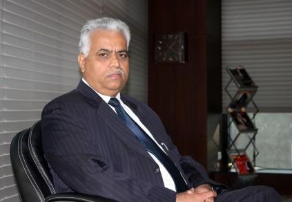 Mr. R K Arora, Chairman, Supertech Limited