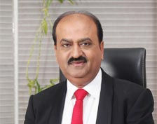 Manoj Gaur Vice President, Credai National & MD, Gaurs Group
