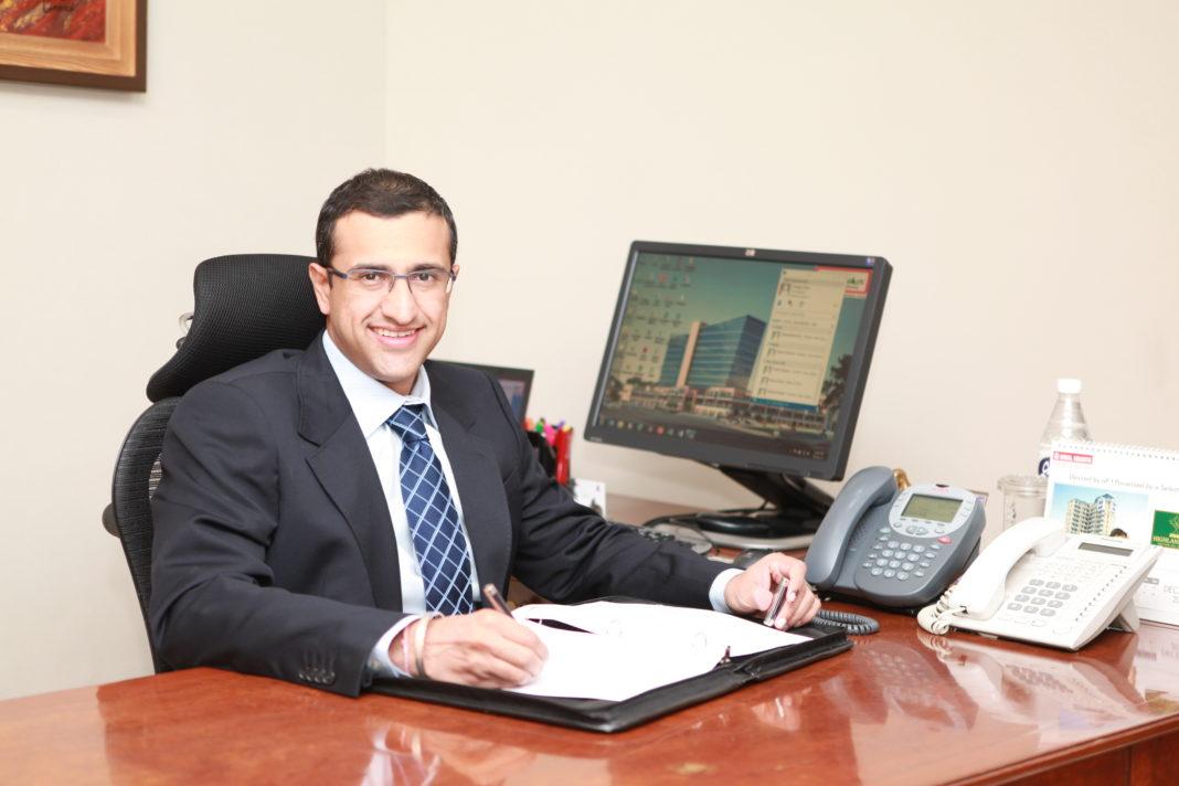 Mr. Kushagr Ansal