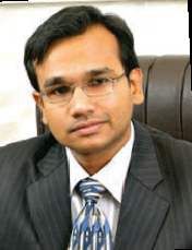 Gaurav Gupta General Secretary, Credai Ghaziabad & Director, SG Estates
