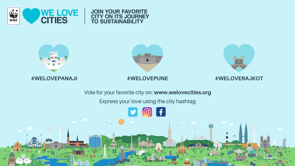 We Love Cities_WWF-India_11 May 2018