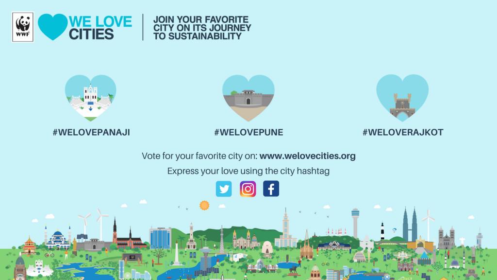 We Love Cities_WWF-India_11 May 2018