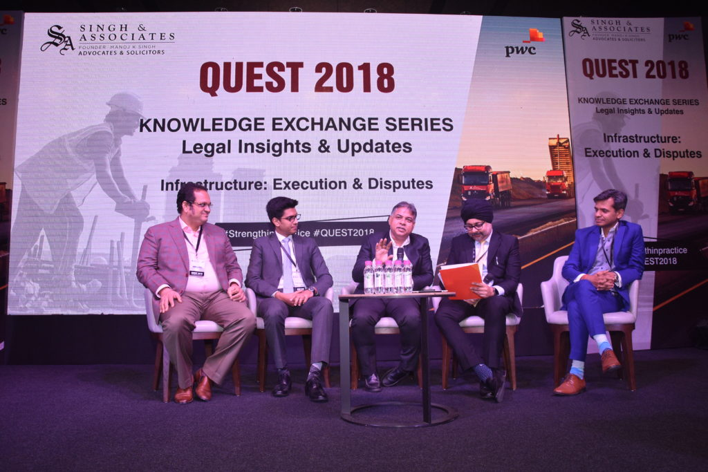 Leading experts from infrastructure sector converge at the