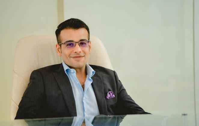 Ashish Bhutani MD & CEO, Bhutani Infra