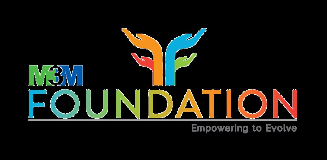 M3M Foundation Logo