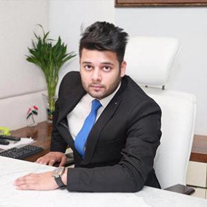 Vikas Garg, Deputy Managing Director, MRG World