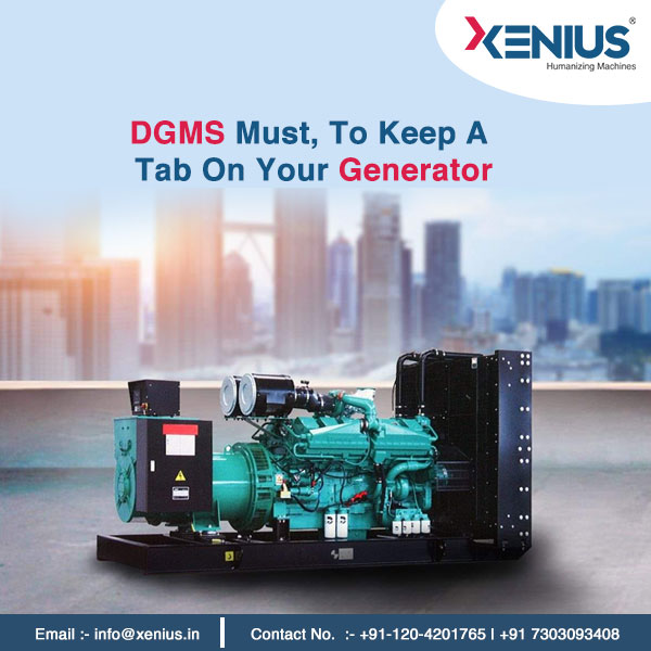 Xenius DGMS