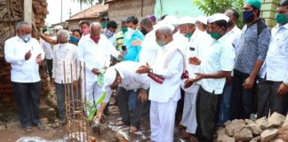 Elan Foundation begins construction of houses for those hit by floods