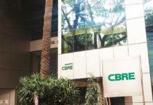 CBRE Building