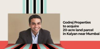 Pirojsha Godrej, Executive Chairman, Godrej Properties