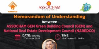 Naredco with Assocham GEM