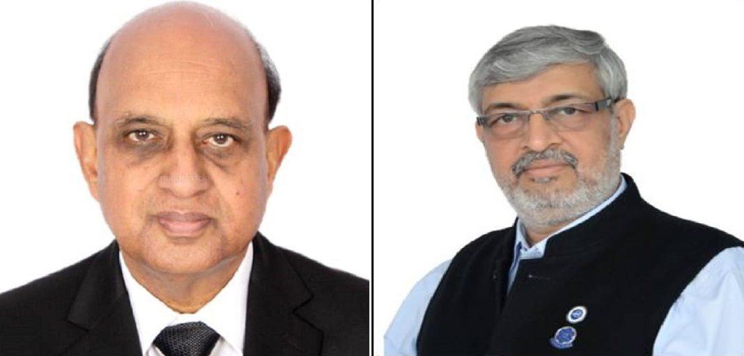 Rajesh Goel and Pankaj Dharkar