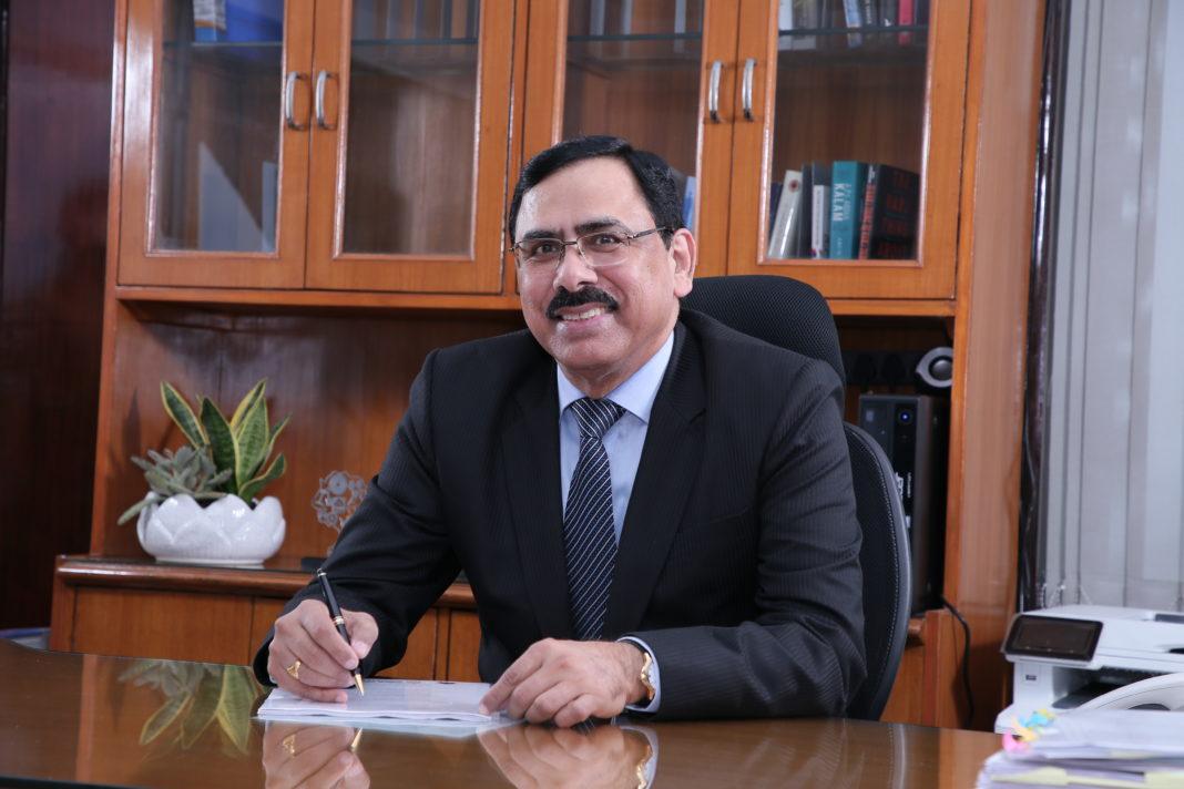 Anil Kumar Chaudhary Sail Chairman