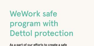 WeWork Safe Program
