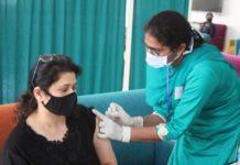 COVID vaccination drive
