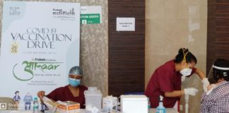 Prateek Group organises Vaccination