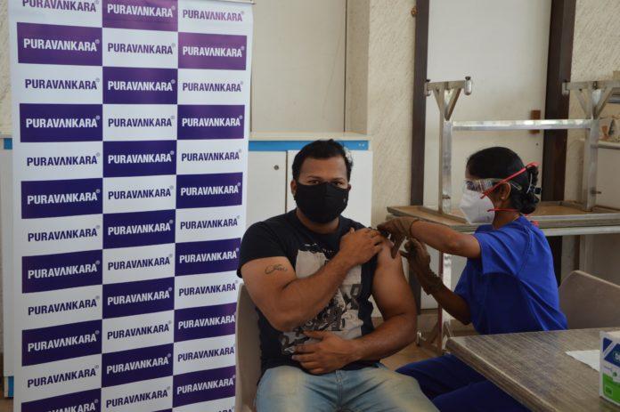 Purvankara Vacination