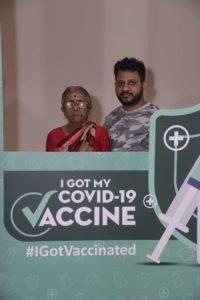 Runwal vacination
