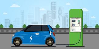 EV battery-charging