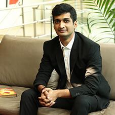 Aryaman Vir, Founder & CEO, MYRE Capital