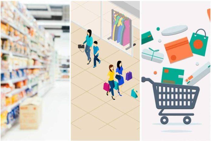 Organized retail stock